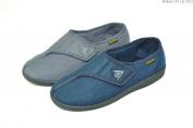 Gents Slipper - Arthur Blue Size 10 [Electronics]