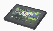BlackBerry Gel Skin for BlackBerry PlayBook - Black