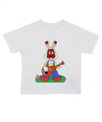 Dylan The Magic Roundabout Baby T Shirt