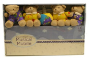 Beautiful Beginnings Bear Musical Mobile