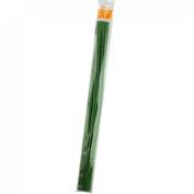 Decora 18 Gauge Green Floral Wire 41cm ,50/Package