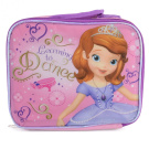 Childrens Girls Official Disney Sofia Insulated School Packed Lunch Bag