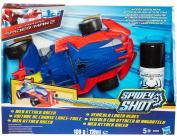 Spiderman Marvel The Amazing Spider-Man 2 Web Attack Racer Vehicle