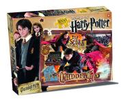 Harry Potter Quidditch Puzzle 1000 Piece Jigsaw Puzzle