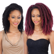 Freetress Equal Synthetic Hair Braids Havana Twist Style Cuban Twist 30cm