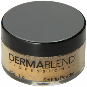 Dermablend Loose Setting Powder, Warm Saffron, 30ml