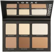 LORAC Pro Contour Palette Plus Contour Brush, 230ml