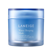 2015 New! Laneige Water Sleeping Mask 70ml (For All Skin Types) Made in Korea