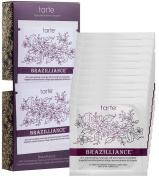 tarte Brazilliance skin rejuvenating maracuja self tanning face towelettes