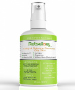 Retseliney Best Acne Treatment Moisturiser Cream & Oil Control + 2% Salicylic Acid & Vitamin C, for Teens, Adult & Hormonal Acne, Clear Blemishes & Acne Scars, Helps Prevent New Breakouts