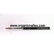 Nail Art Brush Aluminium Handle PRO-6