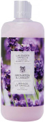 Upper Canada Soap Brompton and Langley Foaming Bubble Bath, Lavender Vanilla