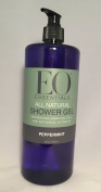 EO Essentials All Natural Shower Gel Peppermint 950ml