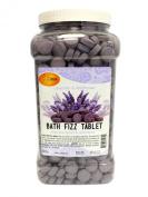 Spa Redi Bath Fizz Tablet Lavender & Wildflower Gallon