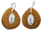 Twin pack of COTU (R) ultimate bath sponges