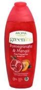 Aroma Greenline Shower Gel Greenline Fine Fragrances Pomegranate & Mango 400Ml