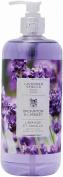 Upper Canada Soap Brompton and Langley Body Wash, Lavender Vanilla