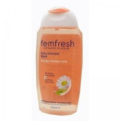 Femfresh 250Ml Intimate Hygiene Daily Wash 6 Bottles