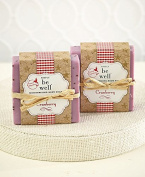 Simply be wellTM Holiday Cranberry Soap set