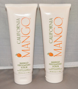 California Mango Exfoliating Scrub 250ml