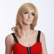 Rinka Hairdo Mendium Long Blond Hair Wig Miss Wig Weaves Japanese Hair Wig for Young Women Best Wig Wholesale 3272b