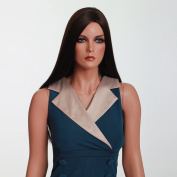 Sensational Wigs Straight Long Brown Wig for Women Ladies Wigs Affordable Hair Wig Online 3402b