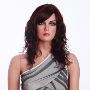 Curly Hair Wigsred Wigs Cool Women Hair Wigs Online Synthtic Wigs Shops High Quaility Hair Wigs 3420b
