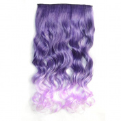 Alay & me 46cm Hair Extensions Curly Clip in Hairpiece