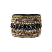 Tassel Jewels Cuff Bracelet Alex
