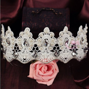 #35 Silver Comb Crystal Diamond Bride Bridal Wedding Accessory Hair Head Band Wear Rhinestone Jewellery Headdress Headband Tiara Coronal Chain