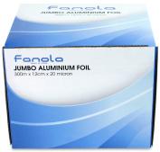 Fanola Silver Jumbo Foil Roll - 300m
