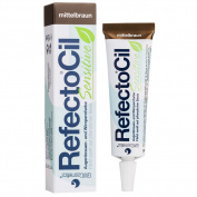 RefectoCil Sensitive Colour Gel (Medium Brown) .150ml