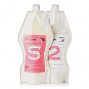 [ Demi ] Uevo It Perm Heat S Hair Straightener Set (Heat S+heat 2 Liquid) 800g