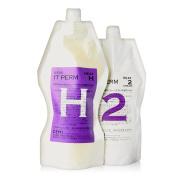 [ Demi ] Uevo It Perm Heat H Hair Straightener Set (Heat S+heat 2 Cream) 800g