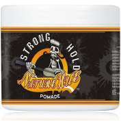 Nature Hue Premium Pomade 120ml, Strong Hold Styling Hair Wax