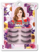 Japan Eyelash Extensions 3 Pairs Barbie Eye Love Magic Hana Imai Produce From Japan Cosmetics