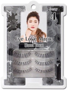 Japan Eyelash Extensions 3 Pairs Sexy Eye Love Magic Hana Imai Produce From Japan Cosmetics