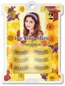 Japan Eyelash Extensions 3 Pairs Vitamin Eye Love Magic Hana Imai Produce From Japan Cosmetics