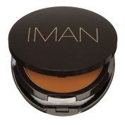 Iman Cosmetics Luxury Pressed Powder -- Clay Medium Dark by Iman Cosmetics