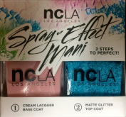 NCLA Dawn Patrol Spray-Effect Mani Duo Kit