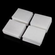 TR.OD New useful 400Pcs Nail Art Polish Acrylic Gel Tips Remover Wipes