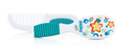 Nuby Comb and Brush, Turquoise
