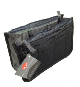 """Q-Bit By Sharkskinzz Handbag Organiser and Travel Tote """"Switch from one bag to another in seconds"""""""