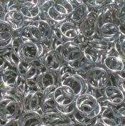 12700cm 18g Bright Aluminium Jump Rings