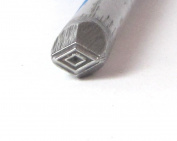 Native American 5-Design 5 X 4Mm Stamp For Jewellery Stamping On Copper And Sterling