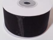 3.8cm Sheer Organza Ribbon - 25 Yards