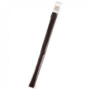 Decora 26 Gauge Brown Floral Wire 41cm ,50/Package