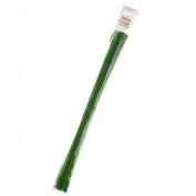 Decora 26 Gauge Green Floral Wire 41cm ,50/Package