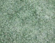 30ml Green Apatite Crystal Jewellery Craft Inlay Sand Painting Powder 2mm & Less