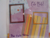Cat's Rule 12x12 Easy Overlay Transparency & Page